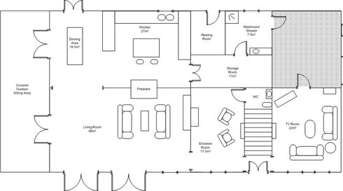 House Plans Ground Floor