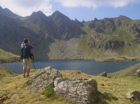 Lac Bersau, a 2.083 metros de altitud