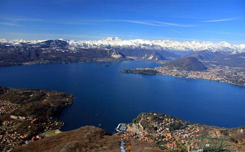 Itinerario fotografico sul lago Maggiore