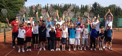 Level-Turnier TSV Adendorf am 09.09.2012