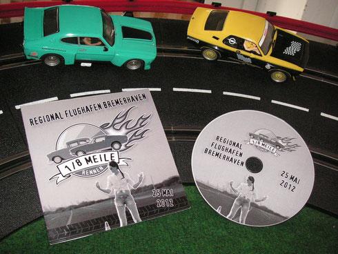 Beschleunigungsrennen 2012 - Altblechtreffen Cuxhaven