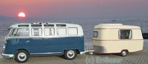 VW T1 Eriba Puck 1964