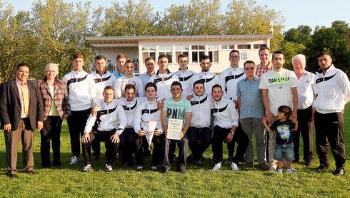 B-Liga Meister 2012/13, Aufstieg in die A-Liga