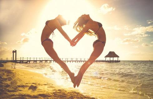 Glück, Glückskompetenz, Glückstraining, glücklich werden, glücklich sein
