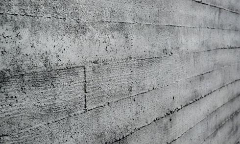 GFK Betonplatte für moderne Sichtbeton Wandverkleidungen