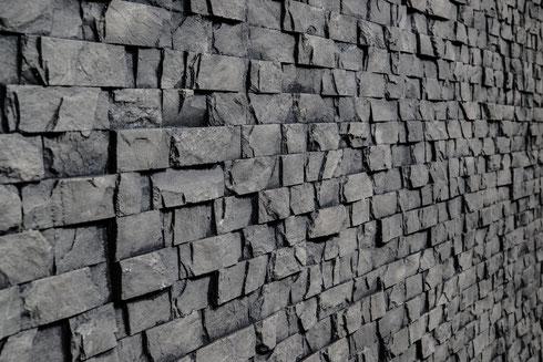 Kunststoff Steinpaneele Fiji für Innen und Außenwandverkleidungen