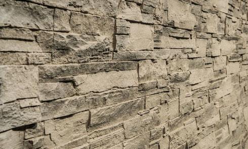 Lascas Kunststeinpaneele für moderne Steinoptik Wandverkleidung