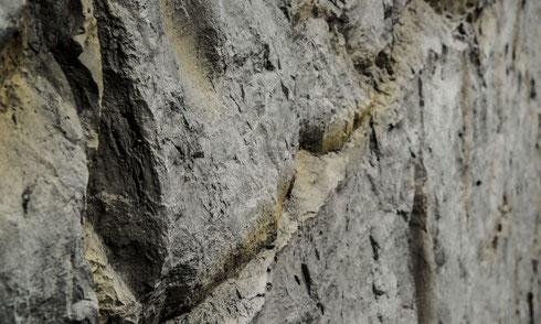 Kunstfelsen GFK Felspaneele Roca