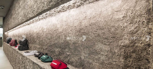 Kunststeinpaneele Magma jetzt online kaufen - Vulkanstein GFK Wandplatten
