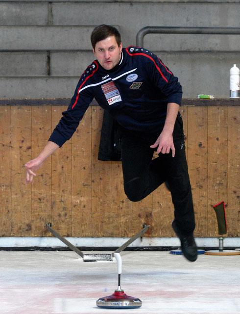 Christoph Öttl belegte Platz 7 bei der DM