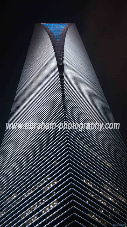 """SHANGHAI WORLD FINANCIAL CENTER, HÖHE 474m"""