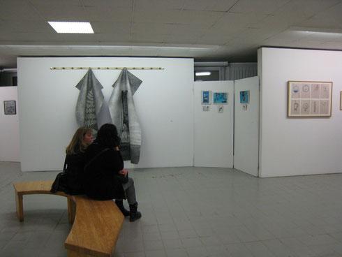 image de l'exposition la plupart du temps il ne se passe rien Frontière(s) Médiathèque M.Yourcenar à Fâche Thumesnil