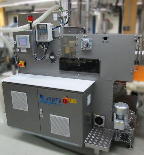 Sondermaschine zur Pralinenherstellung