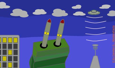 Hatte die Besatzung des UFOs wirklich vorgehabt einen nuklearen Erstschlag auszuführen? Beim Fall von Byelokoroviche, am 4. Oktober 1982, muss diese Frage gestellt werden. Ein wirklich feindlich gesonnter Angriff?