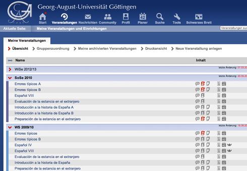 ©Natalia Pérez de Herrasti. Intranet de la universidad.http://herrasti.jimdo.com
