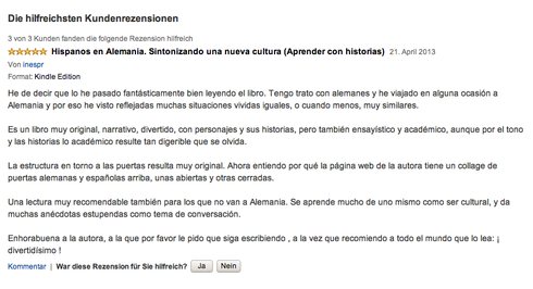 Opinión de Inespr en Amazon.es