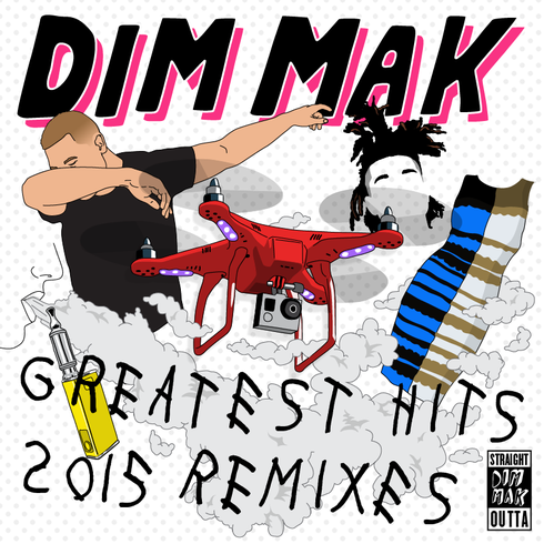 Dim Mak's 'Greatest Hits 2015: Remixes'
