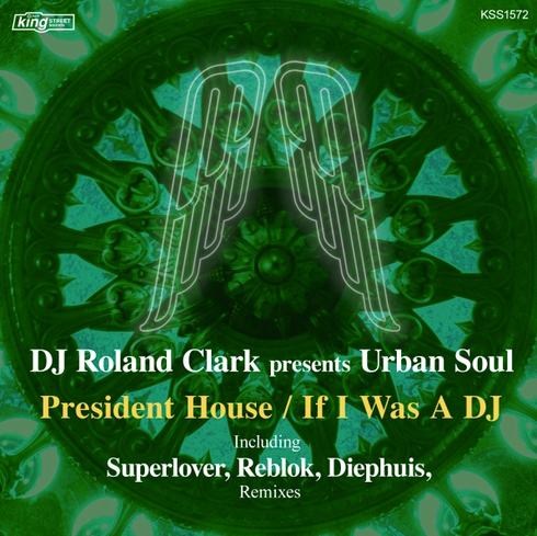 DJ Roland Clark Presents Urban Soul