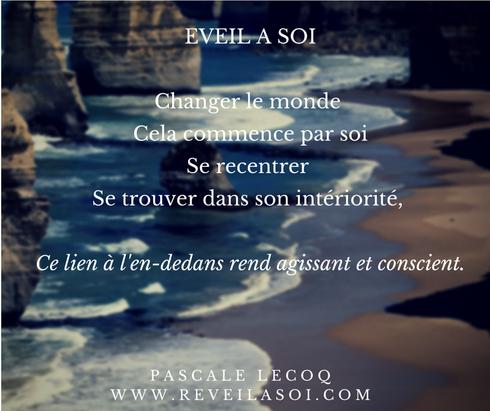 Eveil à soi - Pascale Lecoq - www.reveilasoi.com