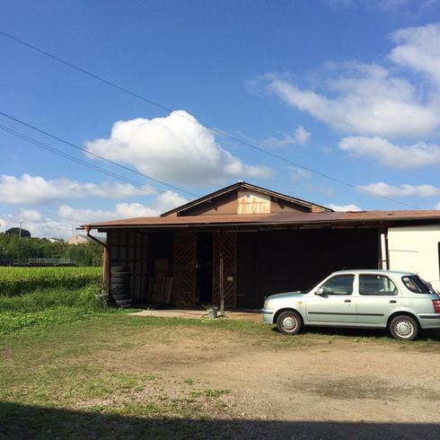 昭和レトロな家具と雑貨「ひつじ屋」の工場