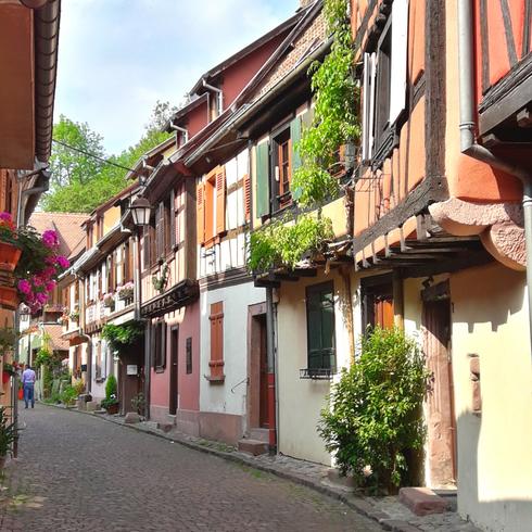Kaysersberg, Pueblo preferido de los Franceses en 2017