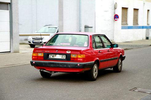 Audi 100 GTE