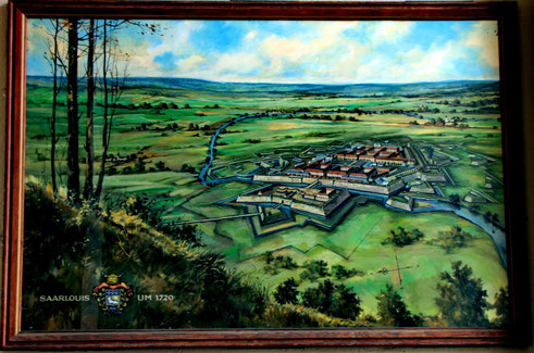 Saarlouis Festung