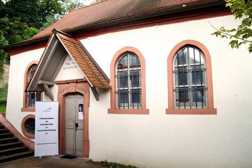 Synagoge Mainz-Weisenau