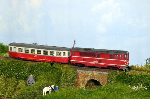 Modell+Bahn in Löbau (2014)