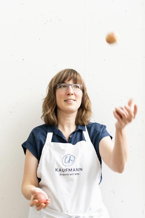 Angi Kaufmann - Inhaberin KAUFMANN Events mit Biss