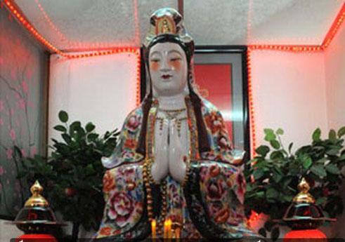 Diosa Kuan Ying