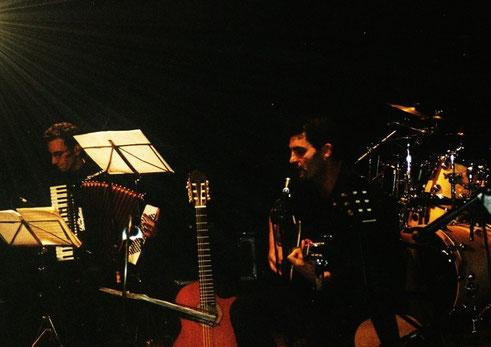 Giovanni Di Mambro - Concerto in omaggio a Fabrizio De André (2002)