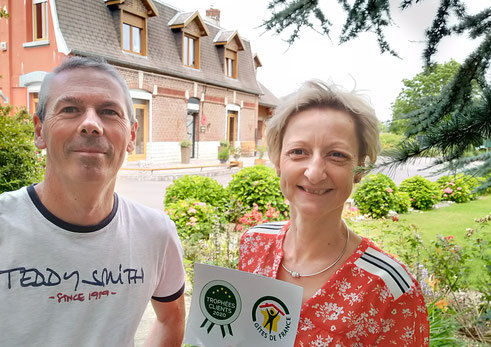 M et Mme Hauwel, Le Clos du Clocher