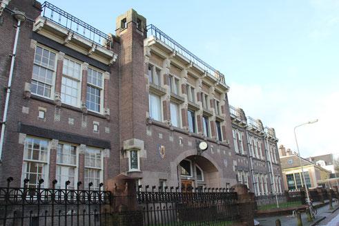 Hogere Burgerschool (Lorentzschool) Schoolstraat 33 35 Arnhem Rijksmonument