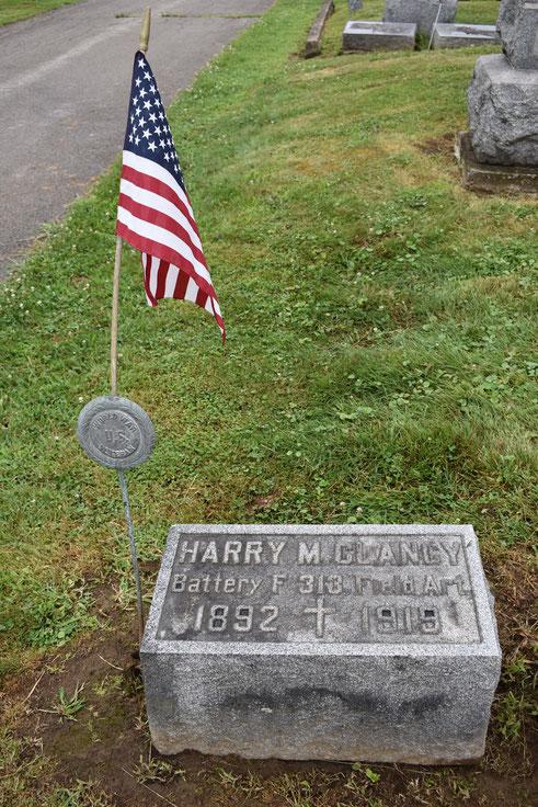Tombe d'Harry - Harry's grave - FindaGrave.com