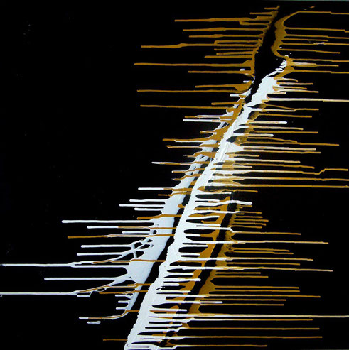 """Dispersed"" - 100X100 - 2011"