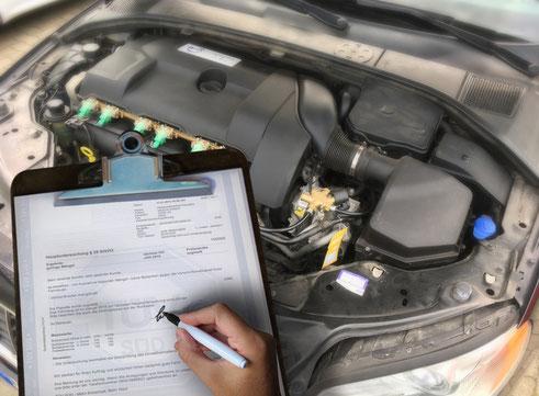 Zulassung nach Einbau der Gasanlage