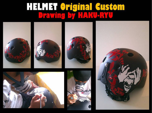 HELMET  Original Custom