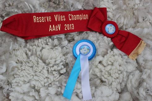 Platzierungen AH Peruvian Victor
