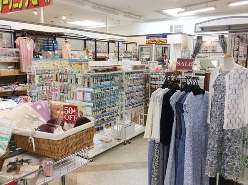 手芸用品専門店 横浜コットンハリウッド イトーヨーカドー大船店