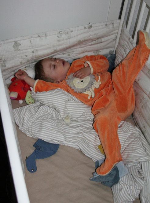 Tous les enfants sont BEAUX quand ils dorment :)