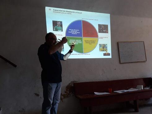 El professor Marcelino Gil, convidat a la 3a edició del Leadership.
