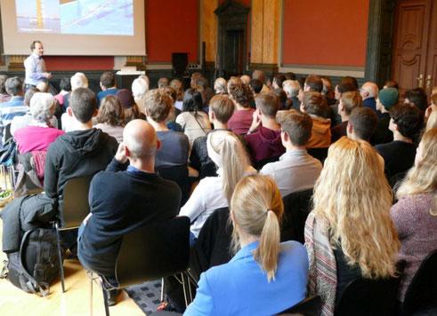 Vollenweider Lectures Kantonsschule Musegg