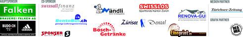 BRZ Horgen - Haupt-, CO-, Medien-, Grafik/Druck- Sponsoren