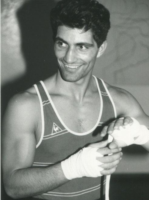 """Er schrieb Schweizer Boxgeschichte, der am 19. Juli verstorbene Enrico """"Rocky"""" Scacchia."""