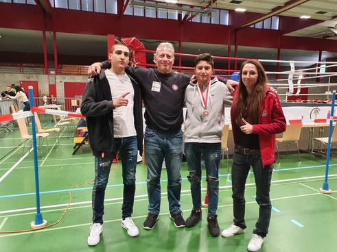 BRZ Horgen - gratuliert Elias Schneider zu seinem Titel Jugend-Vice-Schweizermeister