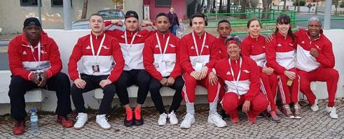 BRZ Horgen - Gratulation dem Schweizer Team