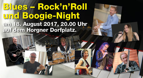 Dorfplatz Lebt_18.8.2017_Box-Ring Zürichsee Horgen_Andre Springer mit Band