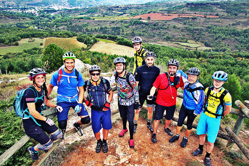 Ronde VTT des 3 Quilles 2019 - Quillan