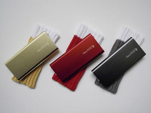 Heiz-POD Taschenwärmer, S1 Event, perfekte Weihnachtsgeschenk für Golfer